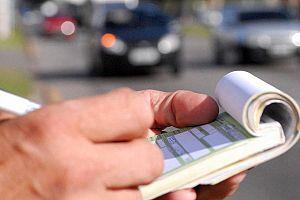 Segurança nas estradas: Multas que suspendem a carteira de habilitação
